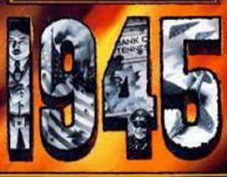 Review: 1945 by Newt Gingrich and William R. Forstchen