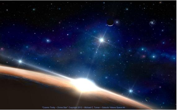 turner 8 cosmic trinity