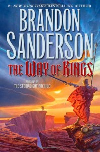 "Michael Whelan cover for Sanderson's ""The Way of Kings"" Tor hardcover 2011 and Chesley Award Winner"