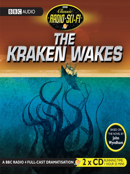 The Kraken Wakes audio book cover