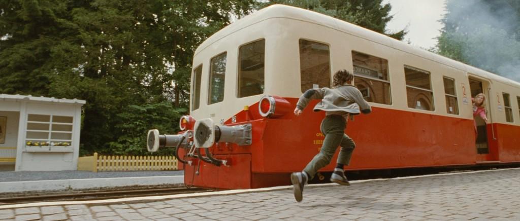 Mr Nobody - train