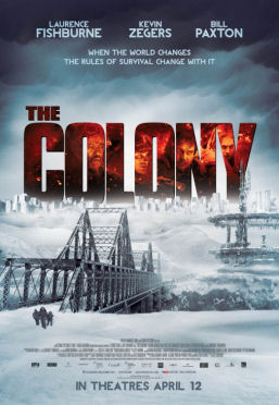 The Colony — Film Poster