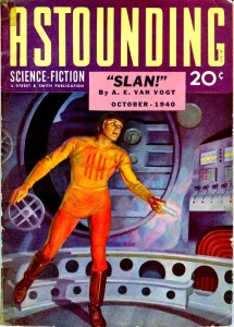 Astounding Science Fiction 1940