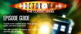 bbc dr who