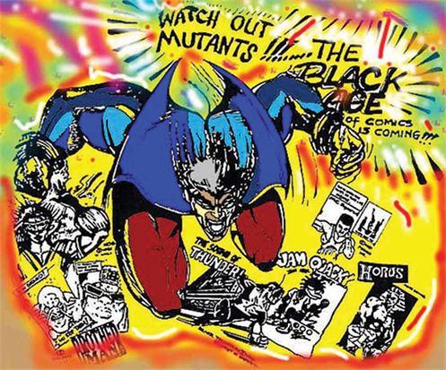 black age of comics