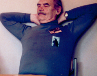 WHY FREDERIK POHL THOUGHT I WAS A LUNATIC OR: HOW NOT TO TREAT A GUEST OF HONOUR