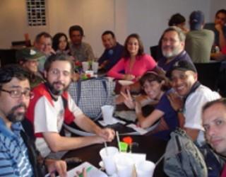 De lo virtual a lo presencial: las tertulias en Hispanoamérica
