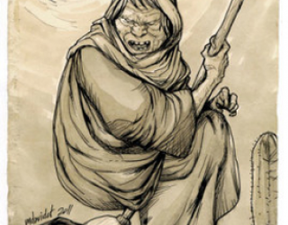 Witch: The Old Woman