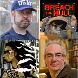 Two Military SF Writers