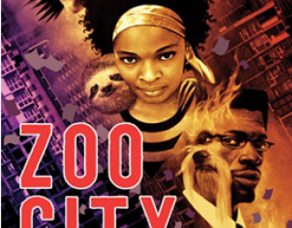 Characters:  Zinzi December from Zoo City