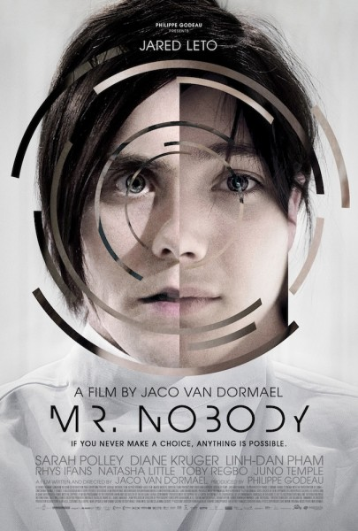 Mr Nobody, US theatrical poster