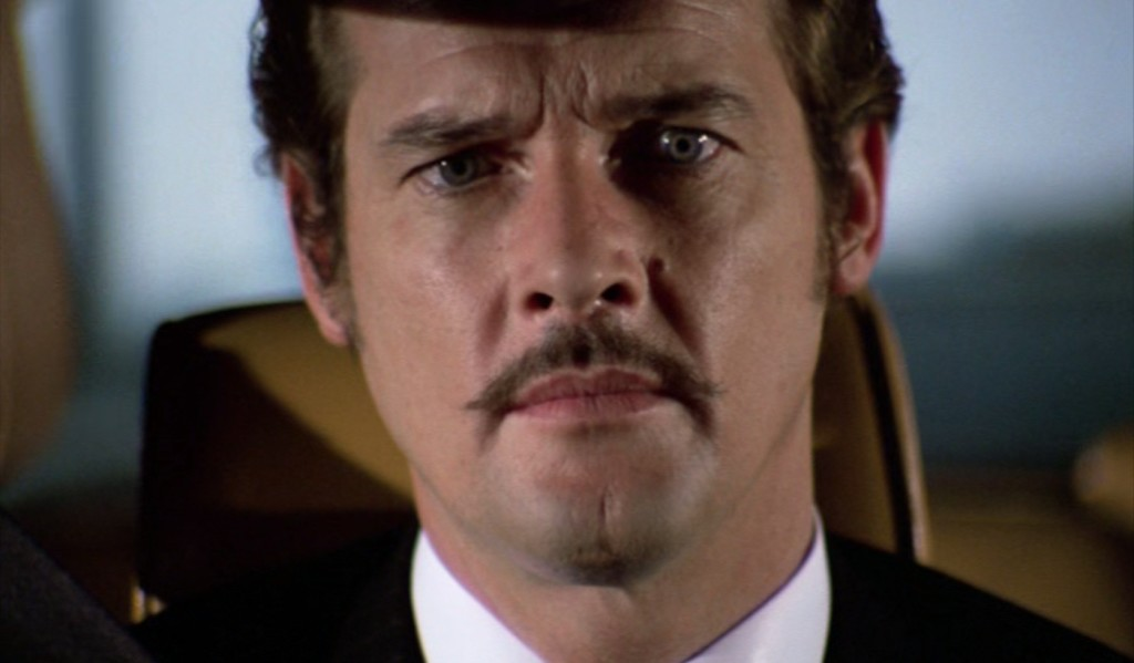 Roger Moore as Harold Pelham