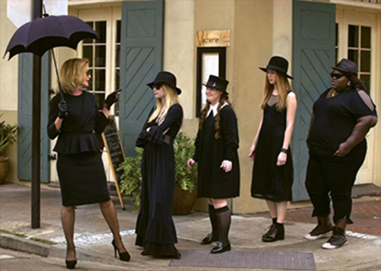 American Horror Story: Coven, ep 1