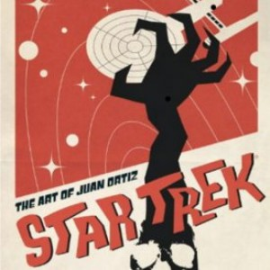 Review: Star Trek – The Art of Juan Ortiz