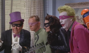Batman Villains 1966