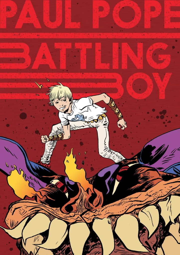 Battling-Boy-by-Paul-Pope-HC