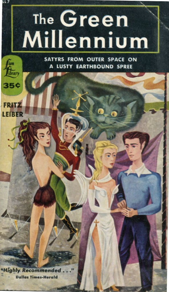 MDJacksonBadsfart_176 Fritz Leiber The Green Millennium Lion Library054