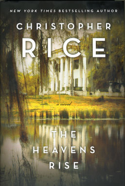 The Heavens Rise Cover, photo © by Laura Blost