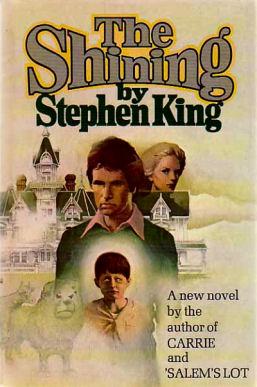 The Shining Cover (Original Publication)