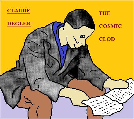 R.G. Cameron - Cosmic Clod - Degler
