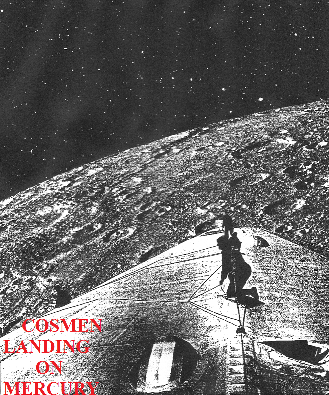 RG Cameron - Cosmic Clod - Cosmen Mercury