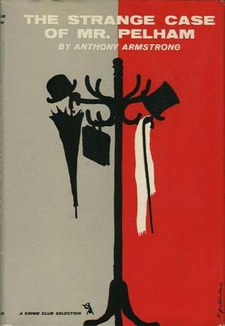 The Strange Case of Mr Pelham, novel