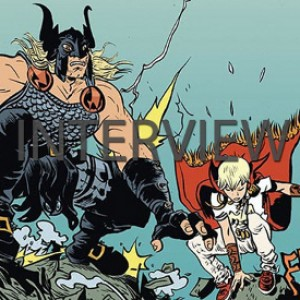 Sequential Wednesdays #23.1 – NYCC '13 Interview With Paul Pope