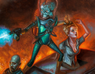 Interview: Black Science Fiction Artist: Eric Wilkerson