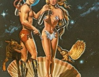 Scide Splitters: Venus on the Half-Shell by Philip José Farmer
