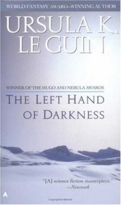 Left Hand of Darkness by Ursula K. Le Guin