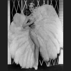 Sally Rand Fan Dancer