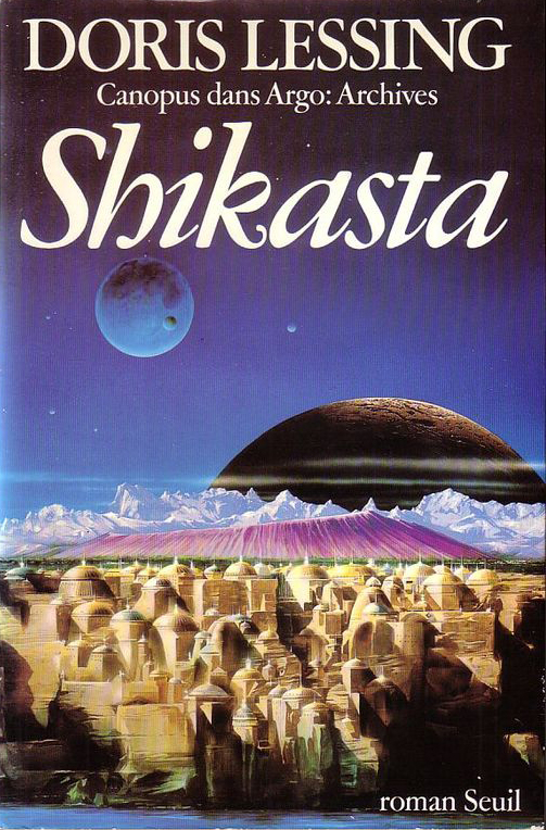 Shikasta, French edition