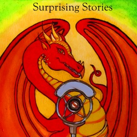 Surprising Stories Cover
