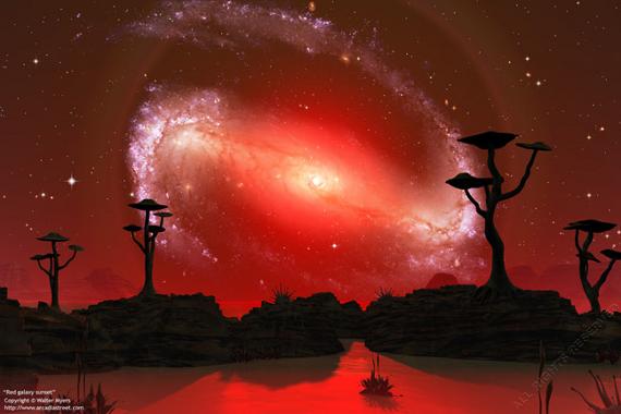 amazing - walt myers - red_galaxy_sunset (1)