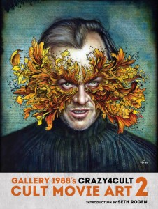Crazy 4 Cult: Cult Movie Art 2 cover art by N.C. Winters
