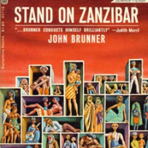 Review: Stand On Zanzibar by John Brunner