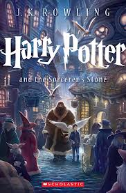 harry potter stone new cover