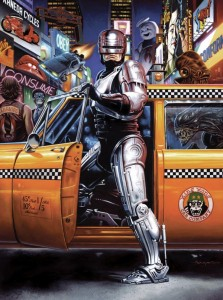 """Robocabbie"" by artist Jason Edmiston"
