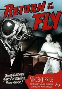 Retuyrn of the Fly