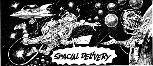 Lettercol heading by Jack Davis