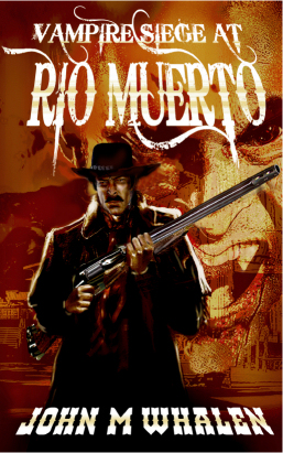 Rio Muerto cover ©2013 by Laura Givens