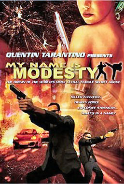 Photo 5: My Name Is Modesty DVD Cover