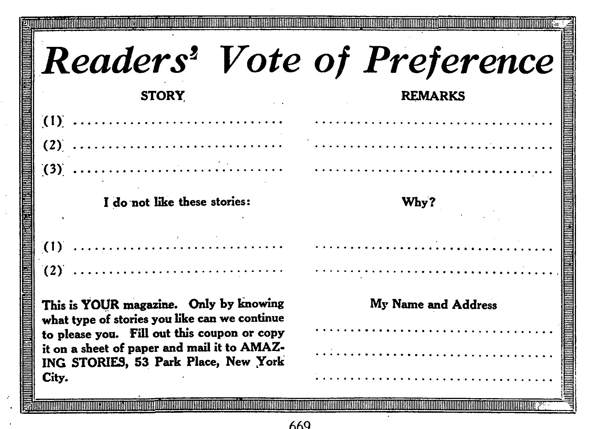 RG Cameron Dec 13 Illo #7 Reader Preference Form