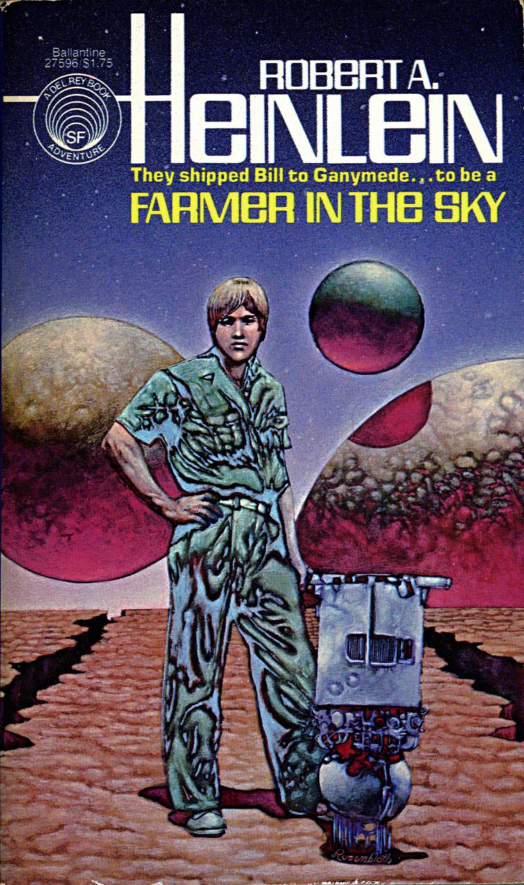 Robert A Heinlein_Farmer in the Sky_DELREY_Lee Rosenblatt