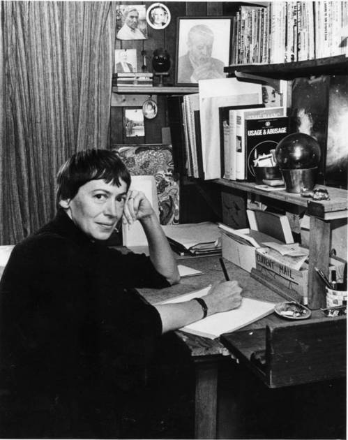 Ursula le guin on writing