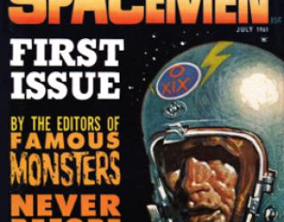 SPACEMEN, Precursor to Starlog?
