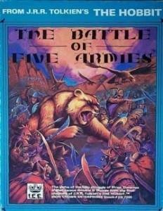 Battle of Five Armies Game