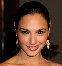 Gal Gadot, the new Wonder Woman