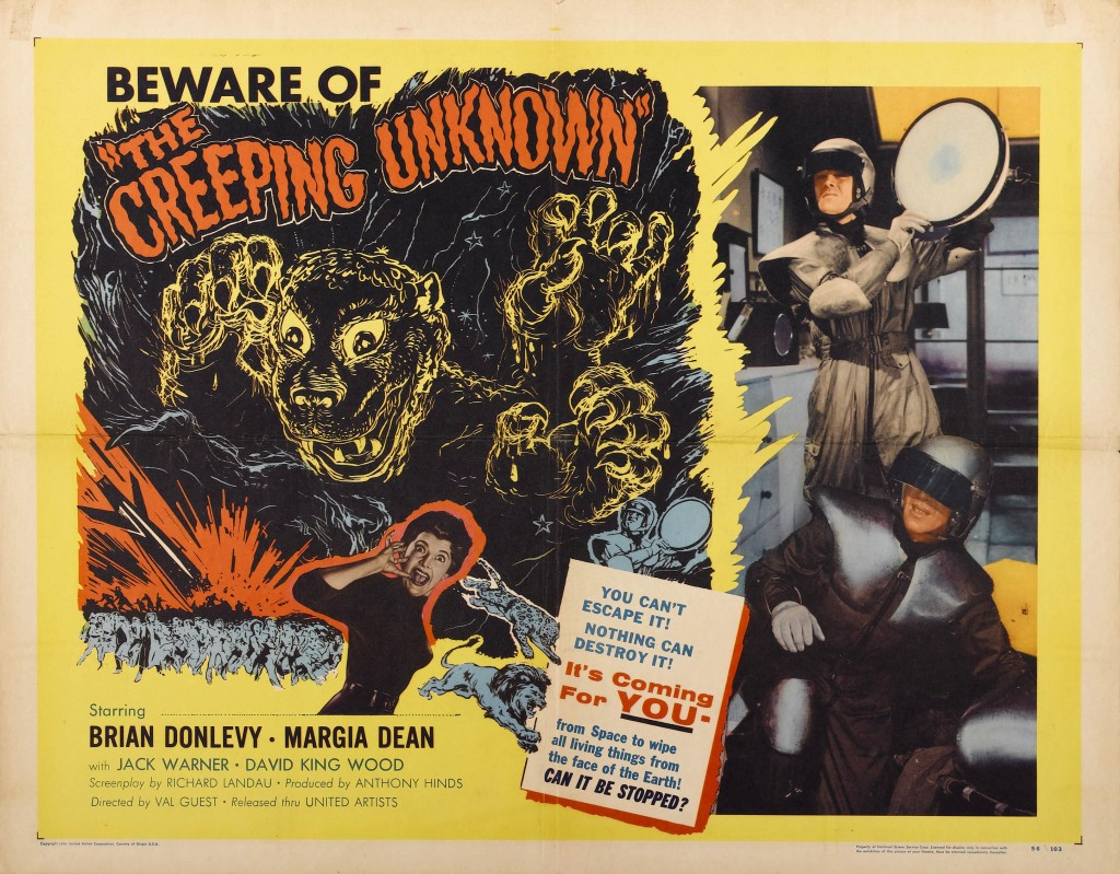 The Creeping Unknown