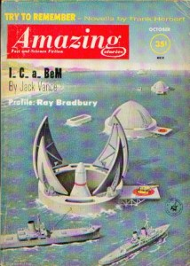 Amazing Stories cover October 1961